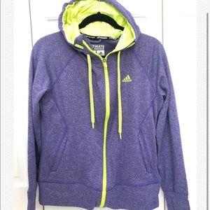 Adidas Climawarm Zip Up Jacket